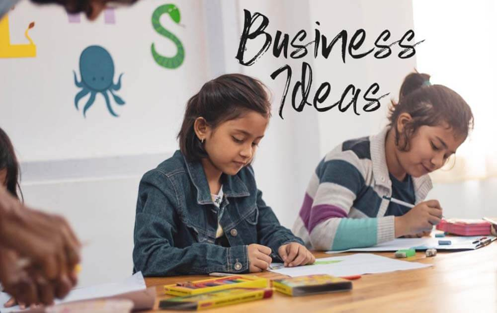 Entrepreneurship course for kids